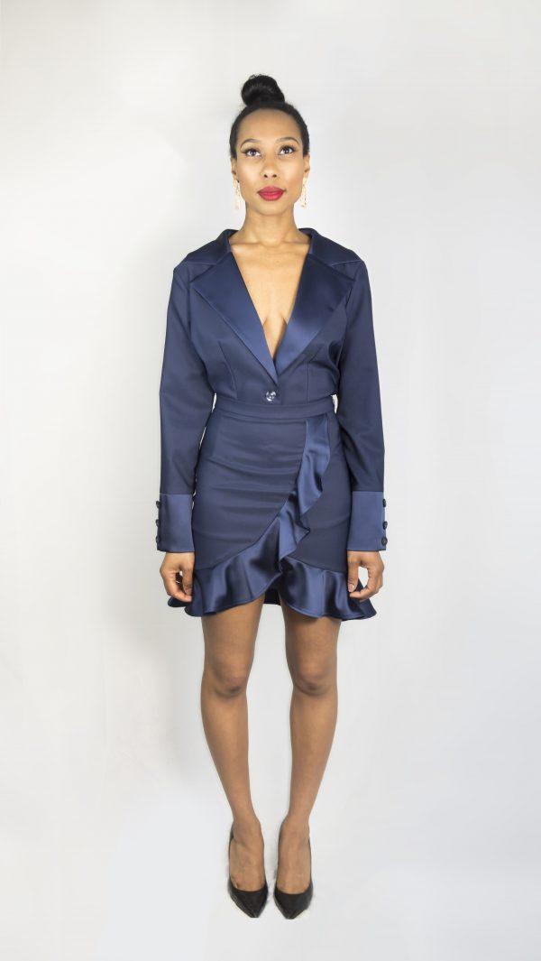 Sapphire Skirt Coordinate