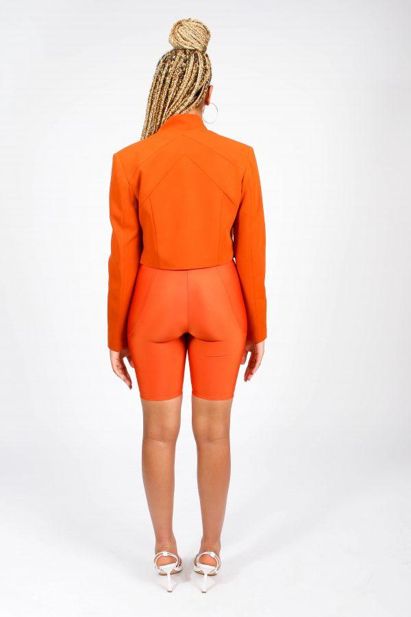 Topaz Biker Shorts